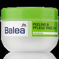Balea 2in1 Bőrradírozó és Ápoló Párna Aloe Verával