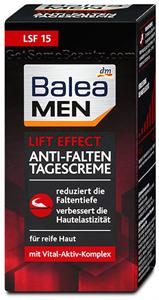 Balea Men Lift Effect Anti-Falten Tagescreme LSF15