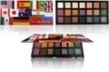 Ccolor Cosmetic Around The World Szemhéjpúder Paletta