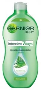 Garnier Intensive 7 Days Hidratáló Testápoló Tej Normál Bőrre
