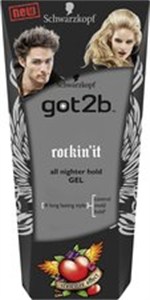 "Got2b ""Rockin' It"" Zselé"
