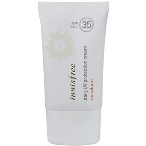 Innisfree Daily UV Protection Cream No Sebum SPF35 / PA+++