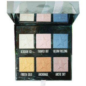 Jeffree Star Cosmetics Northern Lights Supreme Frost Pro Palette