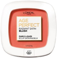 L'Oreal Paris Age Perfect Makeup Radiant Satin Blush With Camellia Oil