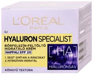 L'Oreal Paris Hyaluron Specialist Nappali Arckrém