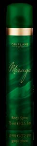 Oriflame Mirage Body Spray