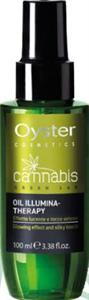 Oyster Cosmetics Cannabis Illumina Therapy Olaj