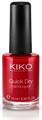 Kiko Quick Dry Körömlakk