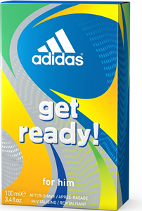 Adidas Get Ready! For Him Special Edition After Shave