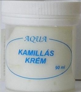 Aqua Kamillás Krém