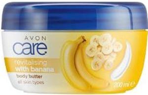 Avon Care Banános Testvaj
