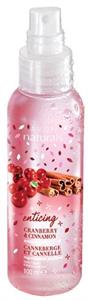 Avon Naturals Vörösáfonya és Fahéj Testpermet