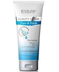 Eveline  Beauty Derm Pure & Fresh Makeup Remover 3in1