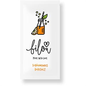 bilou Orange Lemonade Schäumendes Badesalz