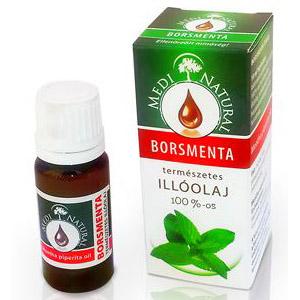 MediNatural Borsmenta Illóolaj