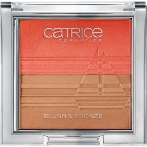 Catrice Travelight Story Blush & Bronze