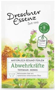 Dresdner Essenz Fürdősó Abwehrkräfte