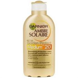 Garnier Ambre Solaire Golden Protect Napvédő Tej