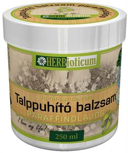 HERBioticum Talppuhító Balzsam Paraffinolajos