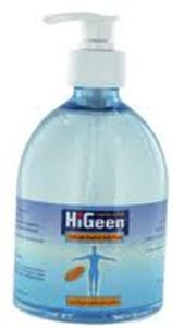 Hi Geen Anti-Bacterial Kézfertőtlenítő Alkoholos Gél