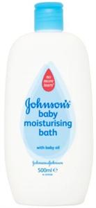 Johnson's Baby Hidratáló Fürdető