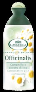 L'Angelica Officinalis 2in1 Sampon Kamillával és Lenmaggal