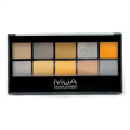 Makeup Academy 10 Shade Going For Gold Palette