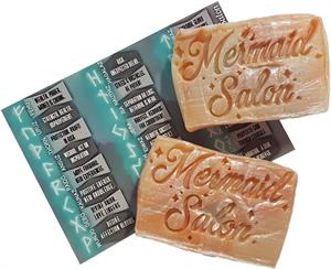 Mermaid Salon Fortune Telling Soap