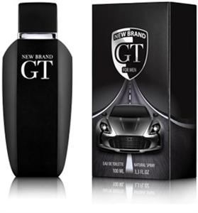 New Brand GT for Men EDT