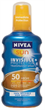 Nivea Sun Invisible Protection SPF50 High