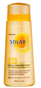 L'Oreal Paris Solar Expretise Gold Protection SPF30