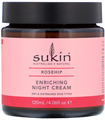 Sukin Rosehip Enriching Night Cream