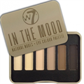 W7 Trends In The Mood Natural Nudes Eye Colour Palette