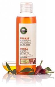Yamuna Paprikás Növényi Alapú Masszázsolaj