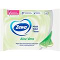 Zewa Moist Toilet Tissue - Aloe Vera