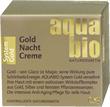 Aquabio System Gold Éjszakai Krém
