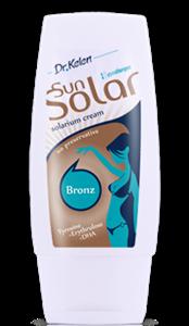 Dr. Kelen Sunsolar Bronz Szoláriumkrém
