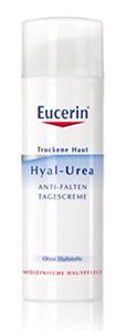 Eucerin Hyal-Urea Ránctalanító Nappali Krém 5%Urea-val