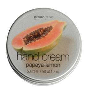Greenland Fruit Emotions Kézkrém Papaya és Citrom