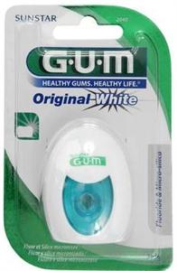 GUM Original White Fogselyem