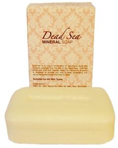 Dead Sea Mineral Holt-Tengeri Só Szappan
