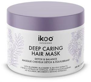 ikoo Deep Caring Hair Mask Detox & Balance