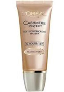 L'Oréal Cashmere Perfect Alapozó
