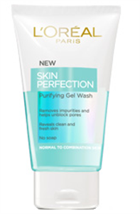 L'Oreal Skin Perfection Purifying Gel Wash