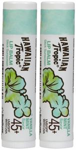 Hawaiian Tropic Lip Balm Vanilla Mint