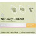 Superdrug Naturally Radiant Cream Normal/Dry Skin