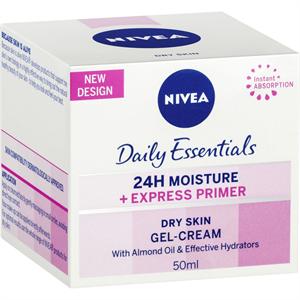 Nivea Daily Essentials 24h Moisture + Express Primer - Dry Skin