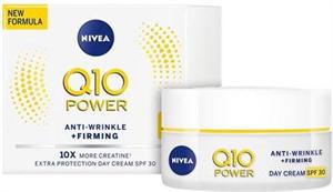Nivea Q10 Power Ránctalanító Tápláló Nappali Arckrém
