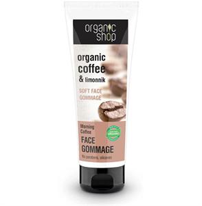 "Organic Shop ""Arcpeeling"" Reggeli Kávé"