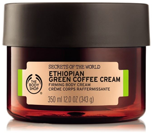 The Body Shop Spa Of The World Etióp Zöld Kávés Krém